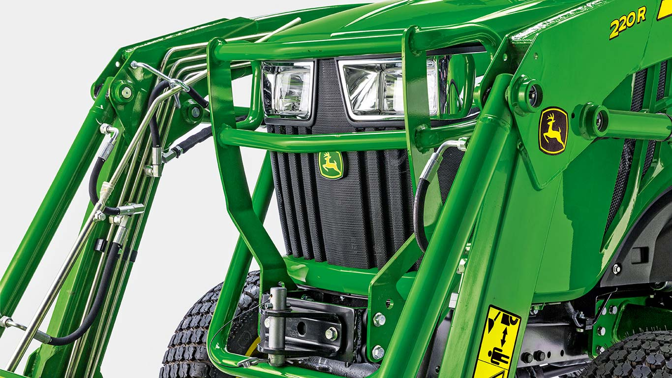 John Deere Attachments for mini tractor