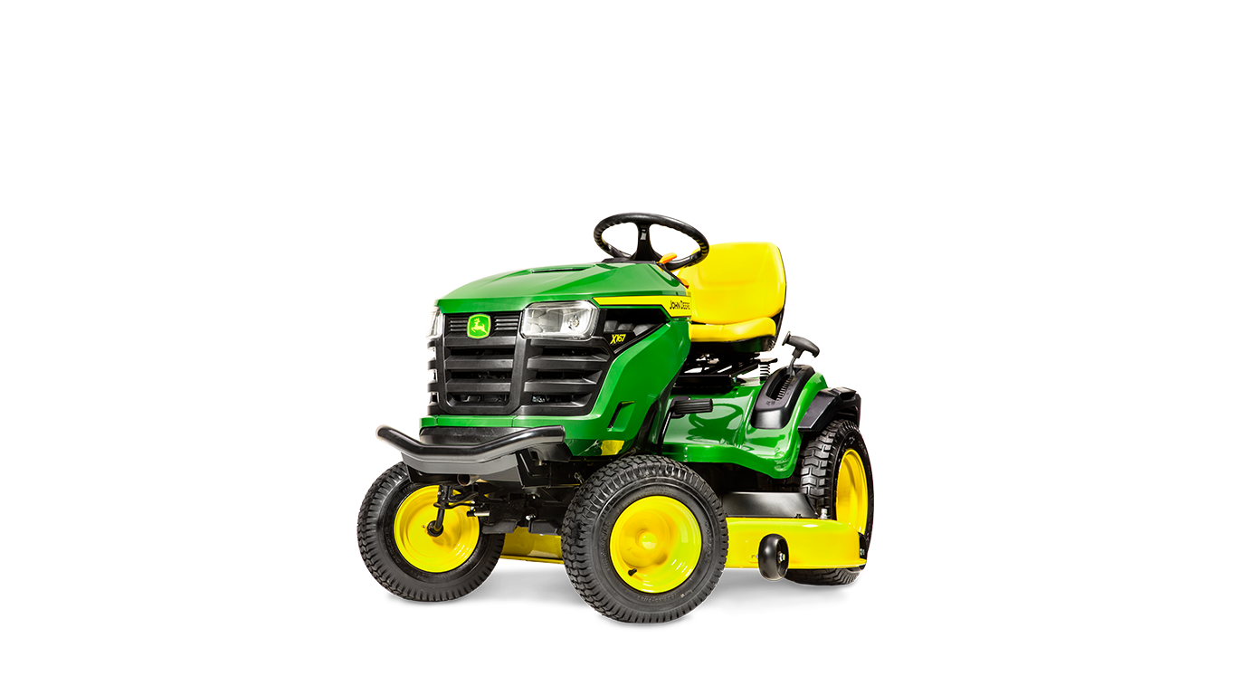 X146R, X100 Series, Riding Lawn Equipment, Lawn Tractors